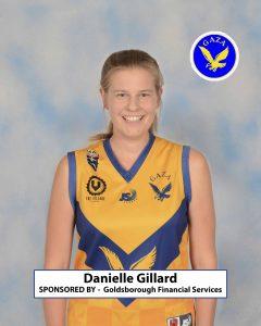 15 Danielle Gillard