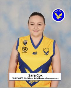 2 Sara Cox