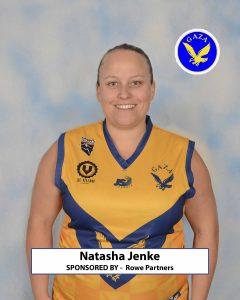 22 Natasha Jenke