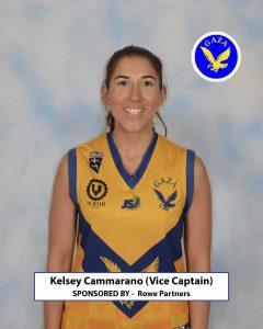 27 Kelsey Cammarano