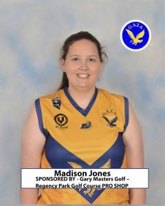7 Madison Jones