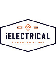 iElectrical - Light Logo