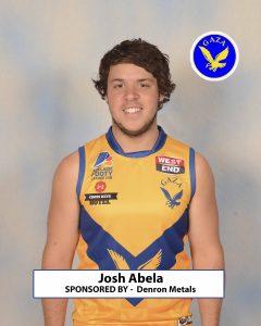 17 Josh Abela