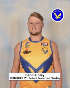 18 Ben Beioley