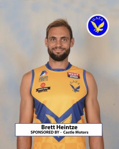 20 Brett Heintze