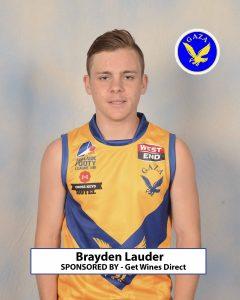 26 Brayden Lauder