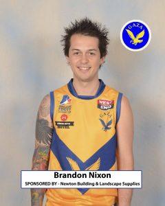 29 Brandon Nixon