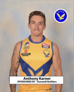 3 Anthony Karner