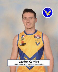 35 Jayden Carrigg