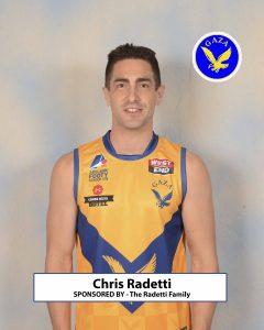 40 Chris Radetti
