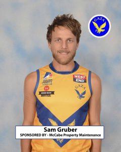 7 Sam Gruber