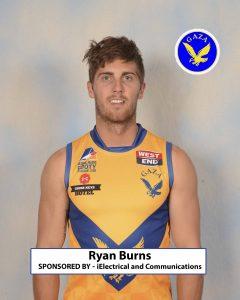 7 Ryan Burns