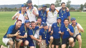 Adelaide Turf Cricket Association B3 Grand final